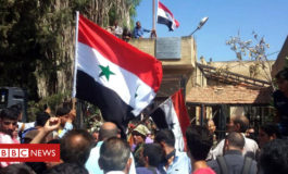 Syrian government seizes control in birthplace of rebellion