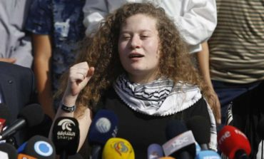 Ahed Tamimi to address civil right group's annual gala