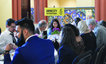 Amnesty International's 'I Welcome' campaign brings locals and refugees together