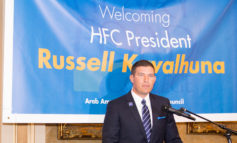 Arab Americans welcome new Henry Ford College president