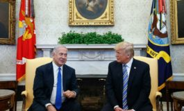 """Trump congratulates Netanyahu: """"U.S. with you and Israel all the way!"""""""
