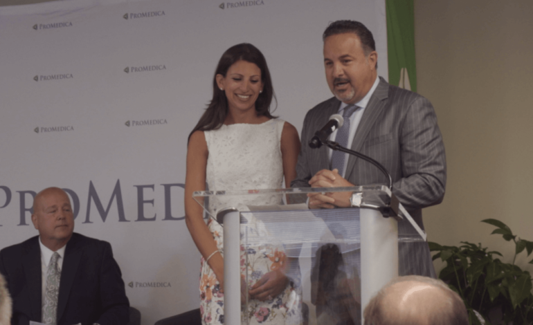 Arab American families donate to health initiative