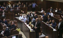 Israel adopts divisive Jewish nation-state law, entrenches apartheid