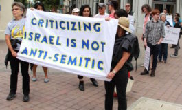 Anti-Semitism Awareness Act doesn't protect Jews - it protects Israel
