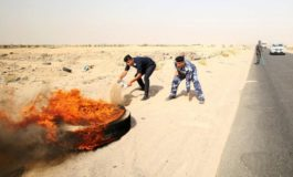 Iraqi police disperse protesters outside Zubair oilfield as unrest grows