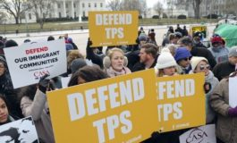 State Department warned ending TPS for immigrants harmful