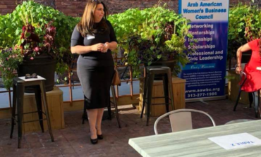 Arab American Women's Business Council host networking get-together