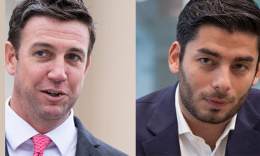 Latino, Arab American candidate hopes to unseat indicted Republican Congressman
