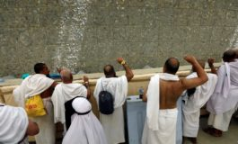 Muslims at haj converge on Jamarat for ritual stoning of the devil