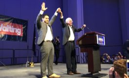 Bernie Sanders headlines rallies for El-Sayed days before primary
