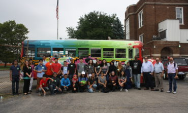 Environmental health summer program empowers students to take action