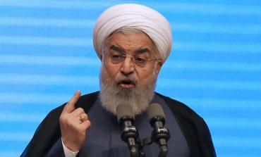 Rouhani dismisses Trump call for talks on eve of new sanctions