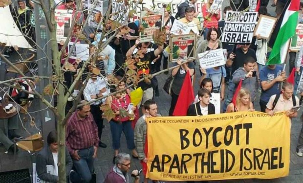 Criticism Of Israel Not Allowed On College Campuses
