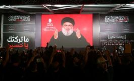 Nasrallah: Hezbollah will stay in Syria for now
