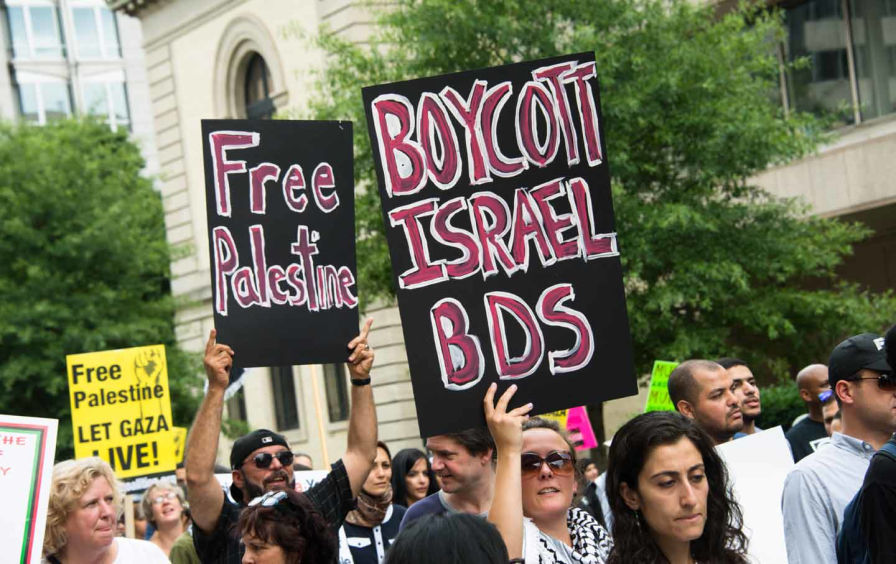 BDS movement on campus