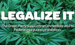 Green Party of Michigan endorses proposal for marijuana legalization