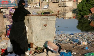 Once Iraq's Venice, Basra's waters have now turned deadly