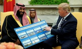 Saudi crown prince praises Trump after he insulted his kingdom