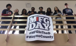 Manufacturing Day offers pathway to the future for Wayne County youth