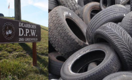 Dearborn: Dispose of tires at the DPW yard for free on Saturday, October 20