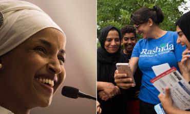 The real midterm elections wave wasn't blue, it was Muslim