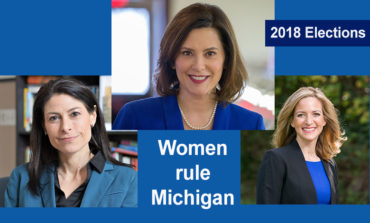 Whitmer, Nessel and Benson sweep Michigan's top jobs, defeat Republicans