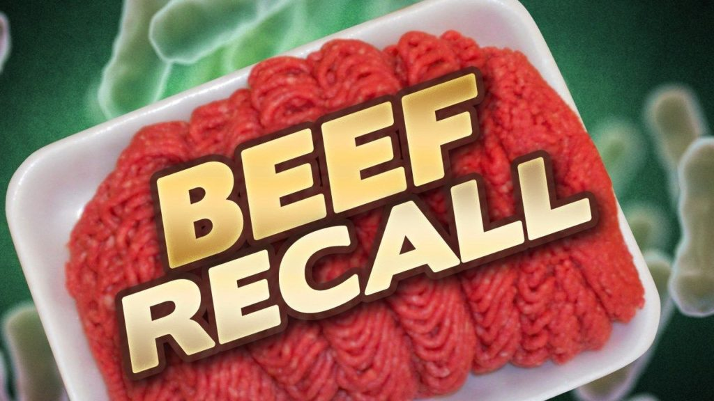 Beef recall nationwide