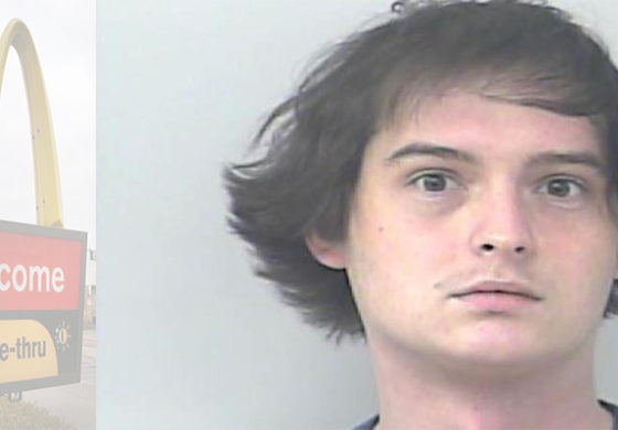 Florida man tries to pay for McDonalds order with bag of marijuana