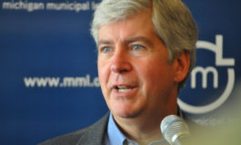 Snyder vetoes controversial GOP power play proposal, 40 other lame-duck bills