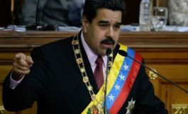 American diplomats given 72 hours to leave Venezuela after Maduro breaks off relations with the U.S.