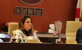 Florida official reprimanded for bigotry and anti-Muslim post
