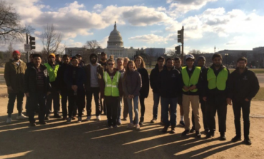 Muslim youth group volunteers to clean national parks