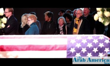 Thousands of mourners lined up to pay tribute to 'a true hero' former Congressman John D. Dingell