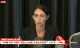 Dozens dead in New Zealand shooting at two mosques during Friday prayers