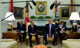 Reuters: Egypt withdraws from U.S.-led anti-Iran security initiative