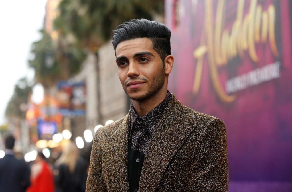 """Mena Massoud, the Egyptian-born star of the recent """"Aladdin"""" remake believes that despite a lack of representation a new era is possible in Hollywood"""