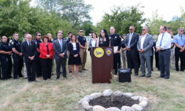 Departing Lebanese counsel general plants cedar trees in Dearborn and Birmingham as gift of resilience, friendship