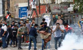 Iraqis defying bloody crackdown, continue protesting against government corruption and dire living conditions