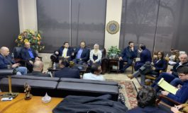 Local leaders meet with Sanders' campaign staff, raise issues of importance to Arab American community