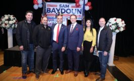 Wayne County Commissioner Sam Baydoun's reelection campaign kicks off in Dearborn