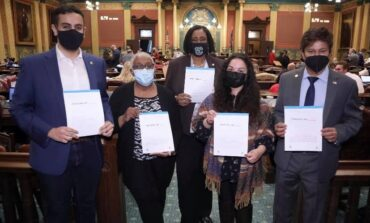 Aiyash, freshman lawmakers, introduce COVID response bill package