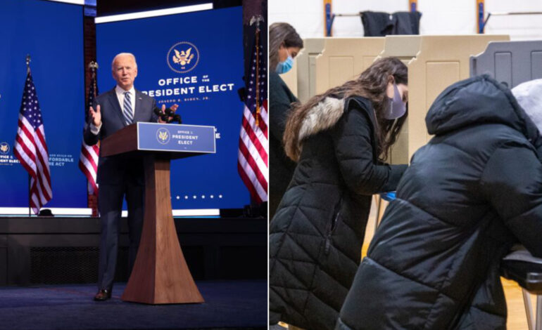 Michigan: 68 percent of Arab American voters backed Biden in November elections