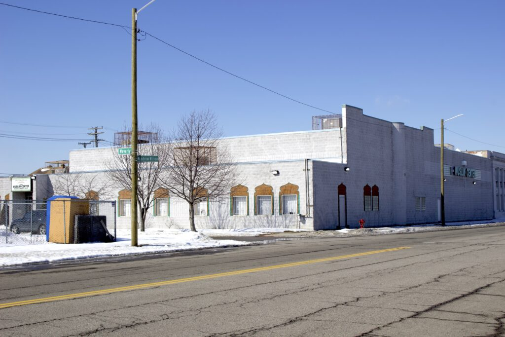 HUDA began upstairs in the Muslim Center of Detroit, which still sits across its new facility