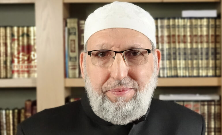 Warren's Imam Steve Mustafa Elturk to receive interfaith award