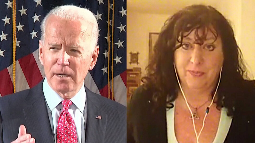 Reade claims that in 1993, Biden pinned her to a wall in a Senate building, reached under her clothing and penetrated her with his fingers.