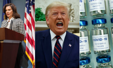 Poll reveals Whitmer, Trump, Biden favorability ratings; trust level in vaccine