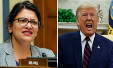 Tlaib, Whitmer denounce Trump's threat to send federal officers to Detroit over protests