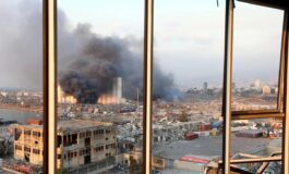 Breaking: Huge explosion rocks Beirut, dozens dead, thousands injured