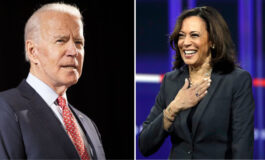 Joe Biden picks Kamala Harris as running mate