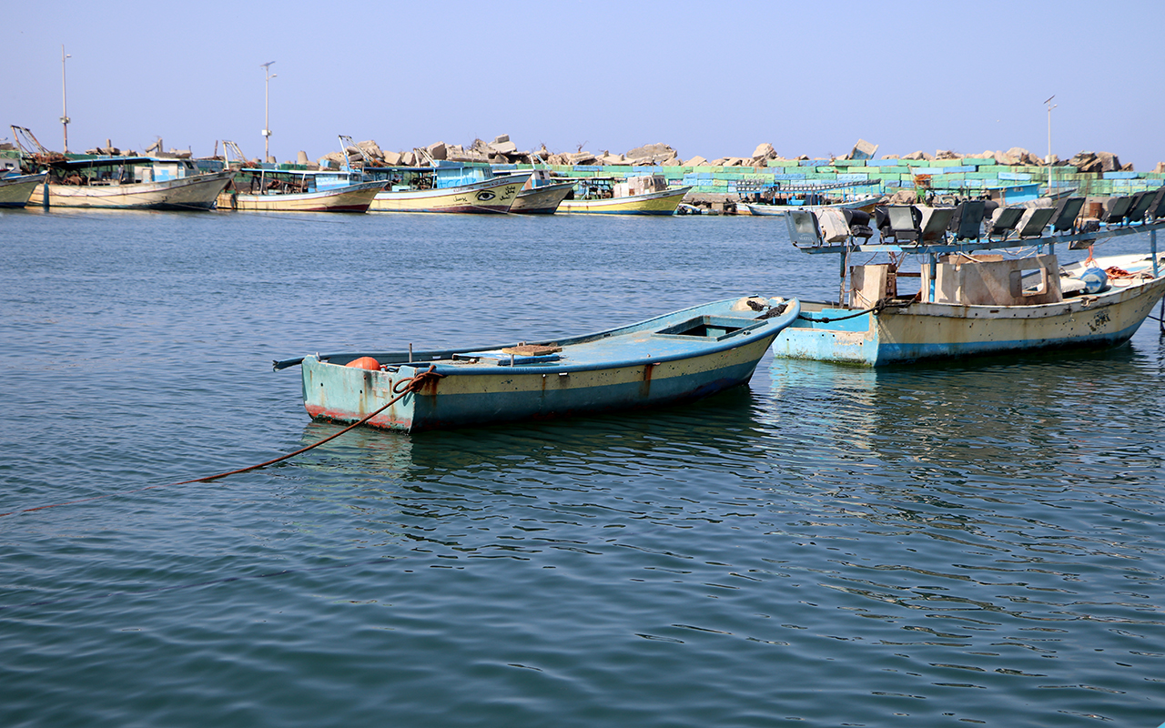 beit lahiya fishermens port